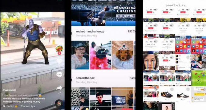 TikTok thêm tính năng Photo Templates biến hóa video ngắn