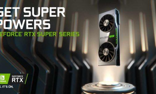 """NVIDIA ra mắt dòng GPU mới GeForce RTX SUPER Series cho các game """"bom tấn"""""""