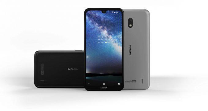 Smartphone Nokia 2.2 có giá mới cho tháng 7-2019