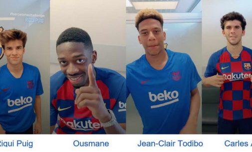 TikTok hợp tác cùng CLB bóng đá FC Barcelona