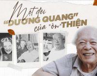 Nhân cách lớn Dương Quang Thiện