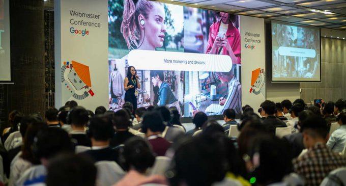 Google Webmaster Conference hướng dẫn tối ưu hiệu suất cho các website Việt Nam