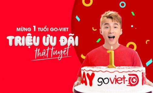 Go-Viet cán mốc 100 triệu chuyến xe sau một năm ra mắt