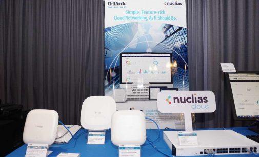 D-Link ra mắt giải pháp mạng quản lý qua đám mây thế hệ mới Nuclias tại Việt Nam