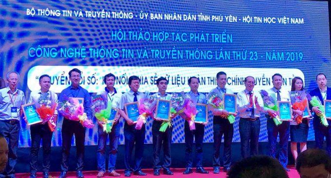 Hội thảo hợp tác phát triển CNTT-TT Việt Nam lần thứ 23 năm 2019 tại Phú Yên