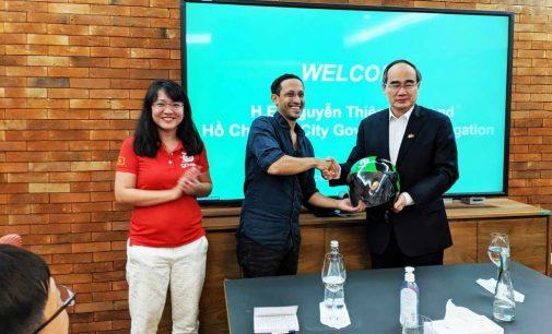 Mô hình và giải pháp của Gojek Indonesia thông qua GoViet được TP.HCM tham khảo áp dụng