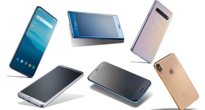 Số lượng smartphone bán ra toàn cầu trong quý 2-2019 lại sụt giảm