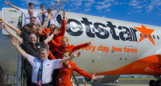 Jetstar tăng tần suất chuyến bay sau 4 năm bay giữa Singapore và Đà Nẵng