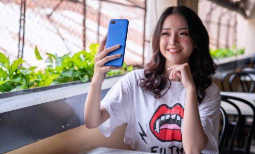 Realme C2 phiên bản nâng cấp được bán độc quyền tại hệ thống Thế Giới Di Động