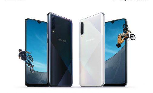 Bộ đôi smartphone Samsung Galaxy A50s và A30s cung cấp trải nghiệm đa chiều cho người dùng trẻ Việt Nam