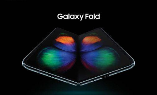 """Smartphone màn hình gập Samsung Galaxy Fold """"tái xuất giang hồ"""""""