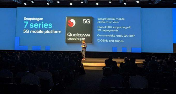 Realme sắp ra mắt thế hệ smartphone 5G với nền tảng Qualcomm Snapdragon 7 series