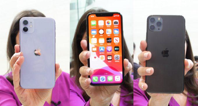 Chương trình ưu đãi cho khách đặt trước dòng Apple iPhone 11 tại FPT Shop