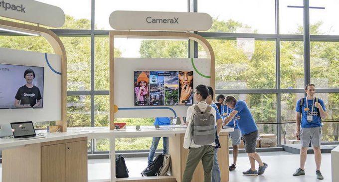 OPPO Reno 10x Zoom là smartphone đầu tiên trên thế giới trang bị Google CameraX