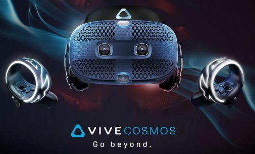 HTC VIVE giới thiệu bộ kính thực tế ảo mới VIVE Cosmos