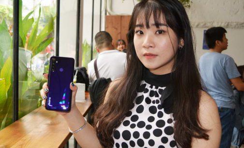 Trên tay bộ đôi smartphone 4 camera Realme 5 và Realme 5 Pro