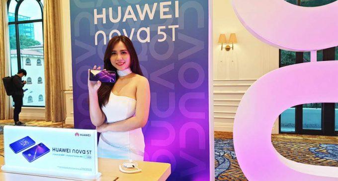 Huawei Việt Nam ra mắt smartphone Nova 5T tại Việt Nam