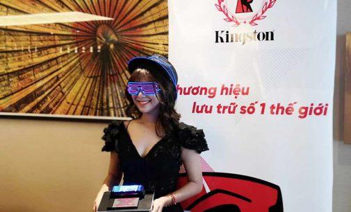 Kingston cập nhật sản phẩm và công nghệ mới tại Việt Nam