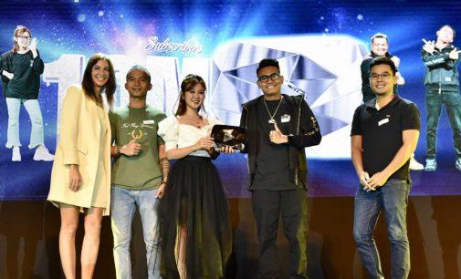 FAP TV trở thành kênh YouTube đầu tiên tại Việt Nam nhận Giải thưởng Người Sáng tạo Kim cương của YouTube