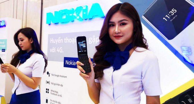 HMD Global ra mắt 4 điện thoại Nokia mới ở Việt Nam