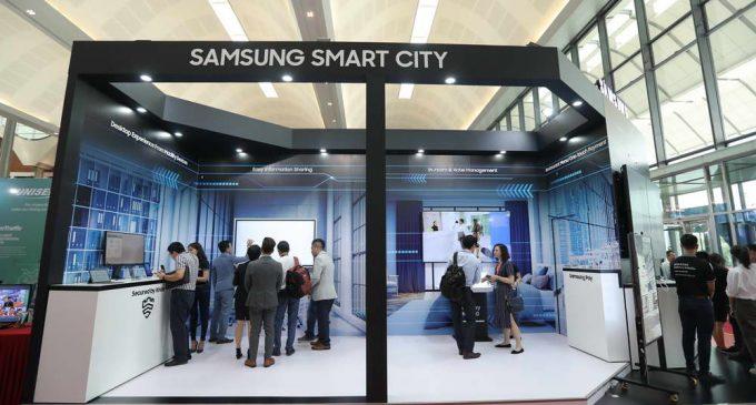 Samsung cam kết đồng hành cùng chiến lược chuyển đổi số của Việt Nam