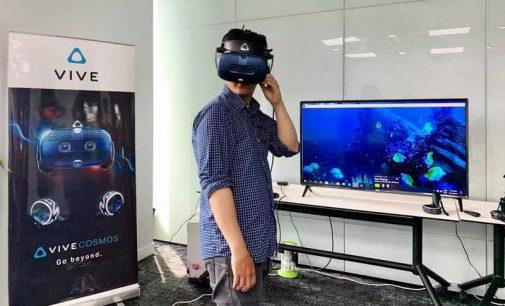 HTC VIVE ra mắt kính thực tế ảo VR mới VIVE Cosmos tại Việt Nam