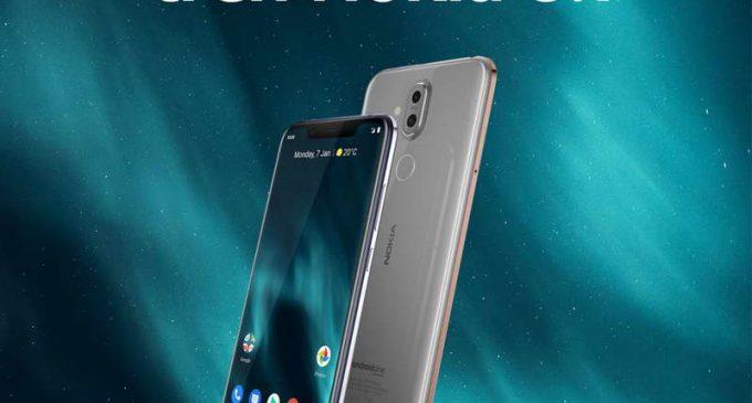 Nokia 8.1 trở thành chiếc smartphone Nokia đầu tiên lên đời Android 10