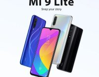 Mi 9 Lite, smartphone với logo LED đổi màu đầu tiên của Xiaomi tại Việt Nam