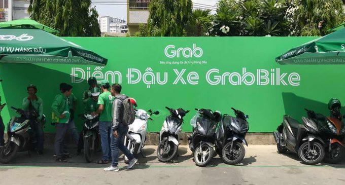 Grab thử nghiệm khu vực đón trả hành khách GrabBike tại Bến xe Miền Đông (TP.HCM)