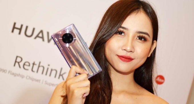 Smartphone Huawei Mate 30 Pro sẽ sớm có ở thị trường Việt Nam