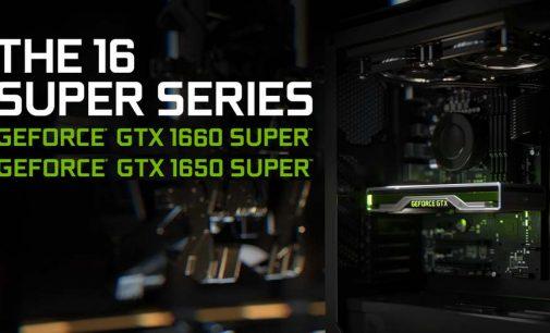 NVIDIA ra mắt 2 GPU GeForce mới GTX 1660 SUPER và 1650 SUPER với Turing và bộ nhớ GDDR6