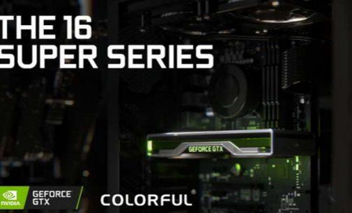 COLORFUL nâng cấp loạt card đồ họa chơi game với NVIDIA GeForce GTX 16 SUPER Series