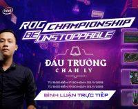 Giải game ROG Championship Đấu Trường Chân Lý tại ASUS EXPO 2019