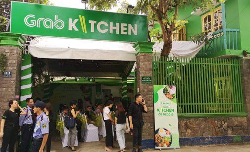 Grab Việt Nam ra mắt mô hình nhà bếp chung GrabKitchen
