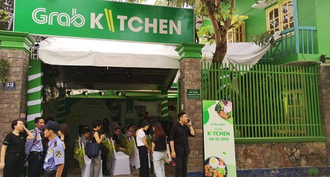"""Mô hình """"căn bếp trung tâm"""" GrabKitchen đầu tiên ở Việt Nam ra mắt tại TP.HCM"""