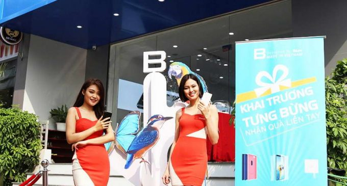 Bkav phát triển hệ thống Bphone Store trước khi ra mắt Bphone thế hệ 4