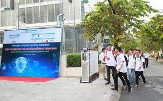 Vòng sơ khảo cuộc thi Sinh viên với An toàn thông tin ASEAN 2019 Khu vực phía Nam