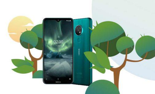 HMD Global công bố chất liệu thân thiện với môi trường làm nên chiếc smartphone Nokia 7.2