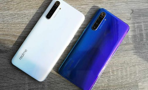 Smartphone Realme XT camera 64MP ra mắt người dùng Việt Nam