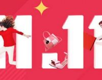 Ngày Độc thân 11.11 shopping điên cuồng cho quên nỗi cô đơn