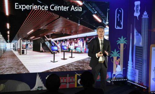 Microsoft khánh thành Trung tâm Trải nghiệm Công nghệ Châu Á – Thái Bình Dương tại Singapore
