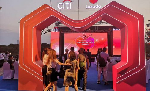 Lazada và Citibank phát hành thẻ tín dụng thương hiệu