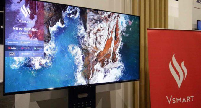Trước ngày VinSmart tham gia thị trường TV