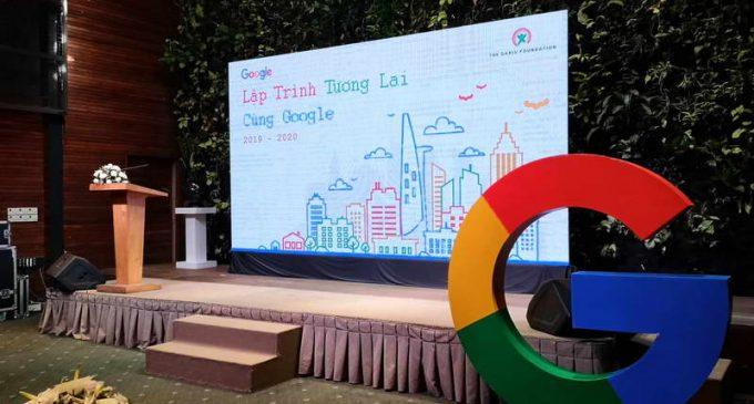 """Dự án """"Lập trình tương lai cùng Google"""" Giai đoạn 2 cho 150.000 học sinh, sinh viên Việt Nam"""