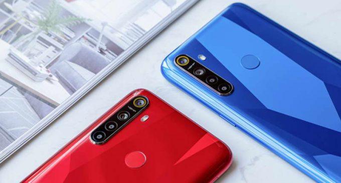Realme ra mắt Realme 5s tại Việt Nam trong phân khúc giá dưới 5 triệu đồng