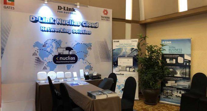 D-Link đưa giải pháp mạng tổng thể cho doanh nghiệp đến GATES Việt Nam ICT Channel Summit 2019