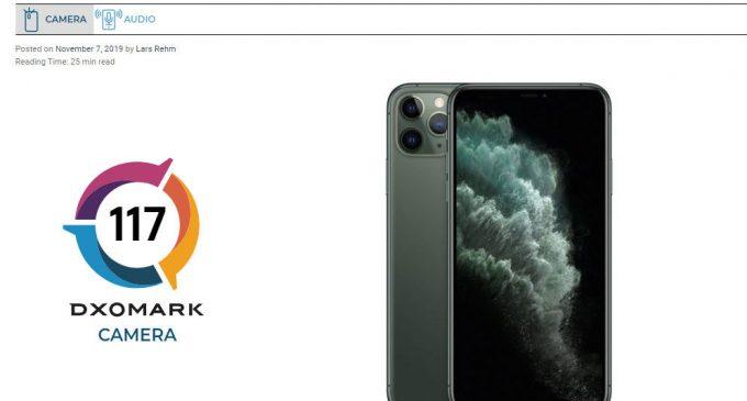 Top 10 smartphone đạt điểm chất lượng chụp ảnh DxOMark cao nhất vào ngày 12-12-2019