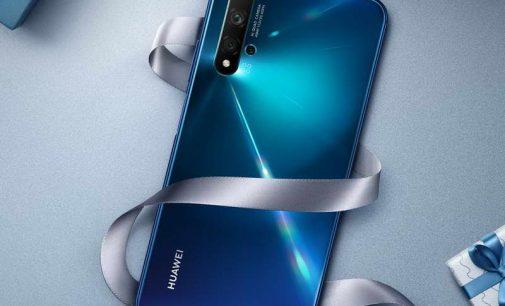 Huawei Việt Nam ra mắt nova 5T phiên bản xanh cổ điển theo trend màu của năm 2020