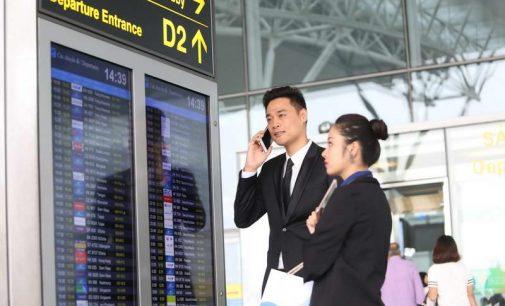 Tiết kiệm 99% cước chuyển vùng quốc tế với gói tích hợp Thoại – SMS – Data của VinaPhone