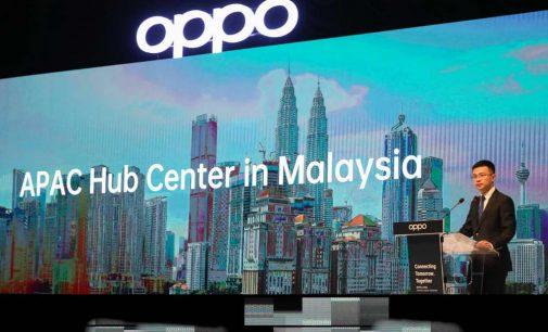 Với hơn 100 triệu người dùng ở Đông Nam Á, OPPO ra mắt Trung tâm chiến lược APAC tại Malaysia